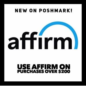 AFFIRM FINANCING ON MAJOR PURCHASES !!